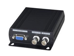 BlueCCTV CCTV HD TVI Video Converter Converters HDMI, BNC, VGA Three in One