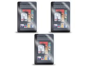 """Lot 3 LCD Film Guard AntiGlare Screen Protector for Amazon Kindle Fire 7"""" Tablet"""