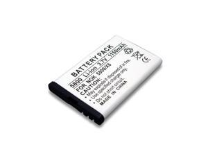 New Mobile Cell Phone Battery for Nokia BL-5J C3-00 X6 N900 5233 5228 5235 5800XM 5230 Nuron
