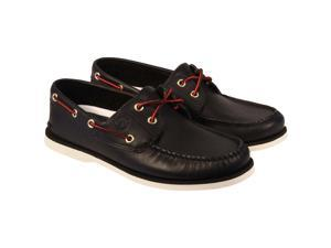 Timberland Classic 2-Eye Boat  Mens Casual Dress Boat Shoes