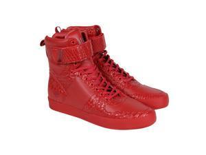 Radii Vertex Blood Python Mens High Top Sneakers