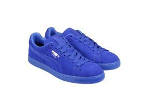 Puma Suede Classic+ ICED Puma Royal Puma Royal Mens Lace Up Sneakers