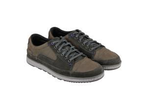 Cushe Sonny Dark Grey Mens Lace Up Sneakers
