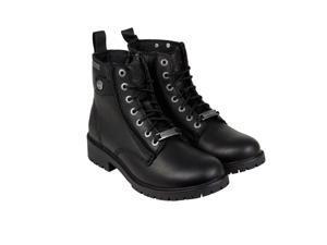 Harley-Davidson Elko Black 7 Inch Lace up Mens Motorcycle Boots