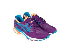 Asics Trainer China Purple Atomic Blue Mens Lace Up Sneakers