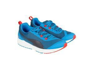 Puma Ignite Xt Core Atomic Blue Black Red Blast Mens Lace Up Sneakers