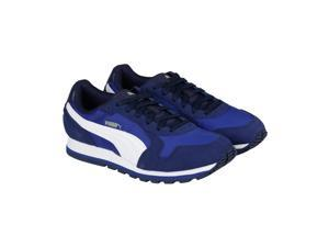 Puma St Runner Nl Limoges White Mens Athletic Running Shoes