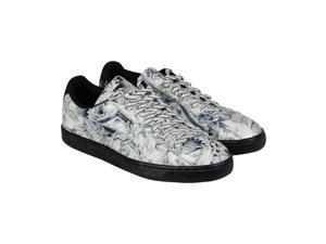Puma States X Swash Wta Whisper White Mens Lace Up Sneakers