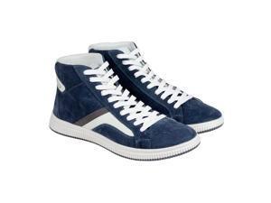 Diesel E-Kurw Indigo White Mens High Top Sneakers
