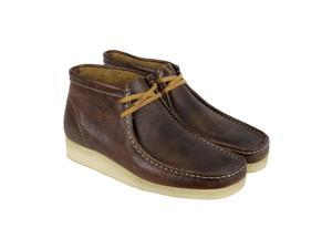 Clarks Wallabee Boot Bronze Brown Mens Casual Dress Boots