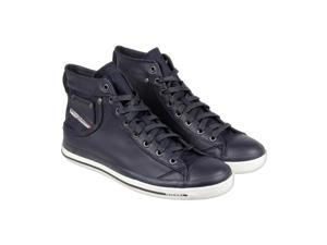 Diesel Exposure I Blue Nights Mens High Top Sneakers