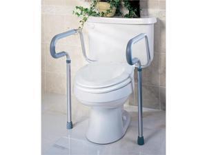 Medline G30300H Toilet Safety Rails Case Of 1 EA