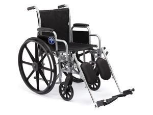 Medline MDS806300EE K1 Basic Wheelchairs Case Of 1 EA