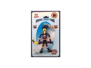 New York Islanders BENDOS bendable figure Keychan
