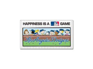 Los Angeles Dodgers Peanuts Happiness Cloisonne Pin