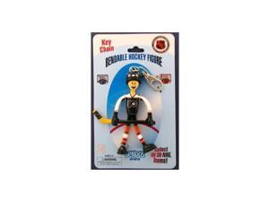 Philadelphia Flyers BENDOS bendable figure Keychan