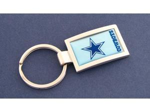 Dallas Cowboys Curved Key Chain