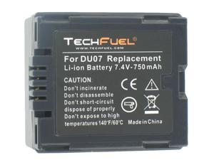 TechFuel Li-ion Rechargeable Battery for Panasonic PV-GS320 Camcorder