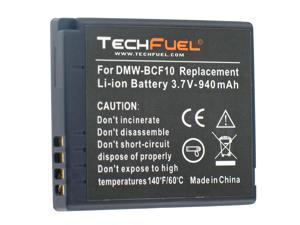 TechFuel Li-ion Rechargeable Battery for Panasonic Lumix DMC-FT3 Digital Camera
