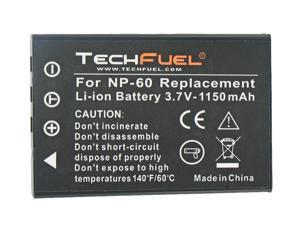 TechFuel Li-ion Rechargeable Battery for Samsung Digimax U-CA4 Digital Camera