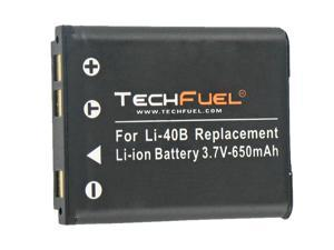 TechFuel Li-ion Rechargeable Battery for Olympus 750 Digital Camera
