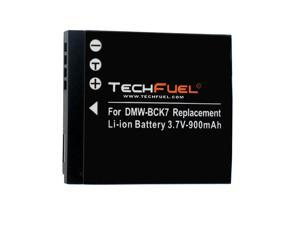 TechFuel Li-ion Rechargeable Battery for Panasonic Lumix DMC-S1 Digital Camera
