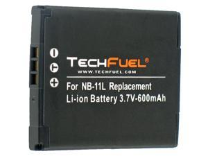 TechFuel Li-ion Rechargeable Battery for Canon IXUS 135 Digital Camera