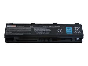 Toshiba PA5024U-1BRS, PA5110U-1BRS Li-ion 6-cell 4400mAh Replacement Battery by TechFuel