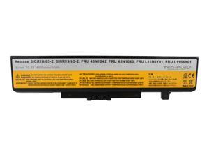 Lenovo 3ICR19 65-2, 3INR19 65-2, 45N1042, L11L6Y01 Li-ion 6-cell 4400mAh Replacement Battery by TechFuel