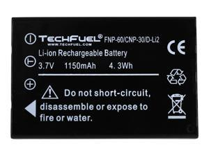 TechFuel SLB-1137, SLB-1037 Battery for Samsung Cameras