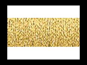 Kreinik Very Fine Metallic Braid #4 11 Meters (12 Yards)-Japan Gold