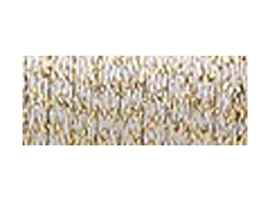 Kreinik Metallic Tapestry Braid #12 10 Meters (11 Yards)-Gold Dust