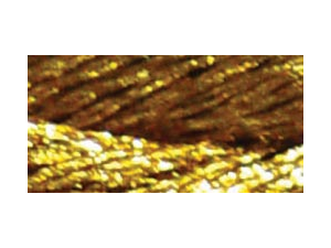 Sullivans Metallic Pearl Floss-Gold