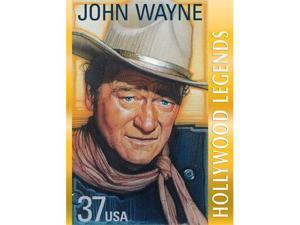 "Jigsaw Puzzle Hollywood Legends 1000 Pieces 27""X20""-John Wayne"