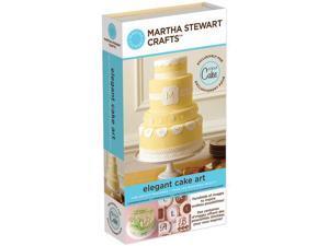 Cricut Cake Cartridge -Martha Elegant