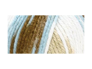 Red Heart Soft Yarn-Icy Pond