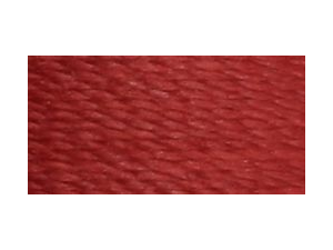 Dual Duty Plus Button & Carpet Thread 50 Yards-Red
