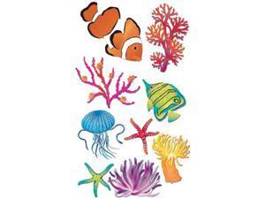 Jolee's Boutique Le Grande Dimensional Sticker-Sea Anemone