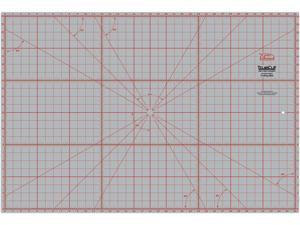 "TrueCut Double Sided Rotary Cutting Mat-24""X36"""