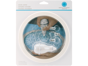 Martha Stewart Simple Circle Cutter-