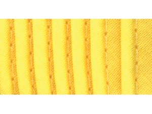 """Bias Tape Maxi Piping 1/2"""" 2-1/2 Yards-Canary"""