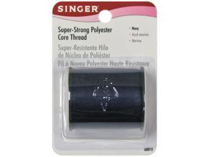 Super Strong Polyester Core Thread 200 Yards-Navy
