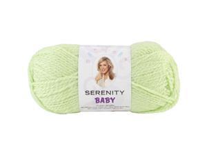 Deborah Norville Serenity Baby Solids Yarn-Celery