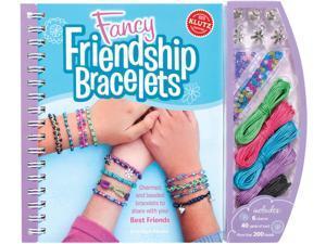 Fancy Friendship Bracelets Book Kit-