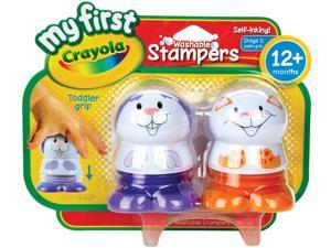 My First Crayola Washable Stampers-