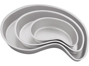 "Performance Cake Pan Set-6""X9"", 9""X12.75"", 12""X17"" Paisley"