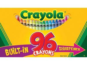 Classic Color Pack Crayons 96 Colors/Box