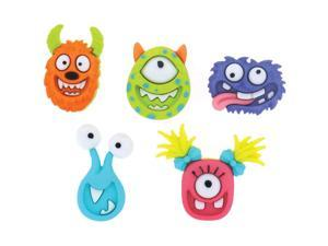 Dress It Up Embellishments-Mad For Monsters