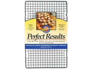 "Perfect Results Non-Stick Cooling Grid-16""X10"""