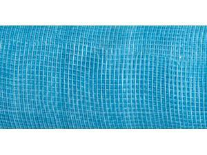 """Decorative Mesh Roll 21""""X10yd-Turquoise"""
